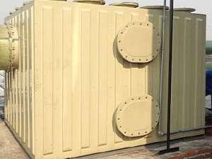 活牲碳纤维有机废气处理设备